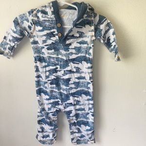 Burt's Bees Boys Outfit